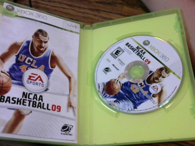 NCAA Basketball 2009 Xbox 360