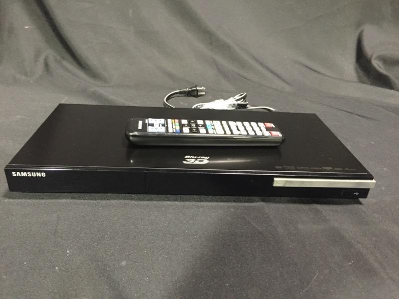 SAMSUNG Blu-Ray Player BD-D6500 BLU-RAY 3D