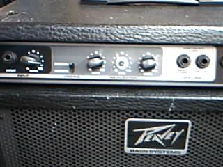 PEAVEY Bass Guitar Amp MAX 112 BASS