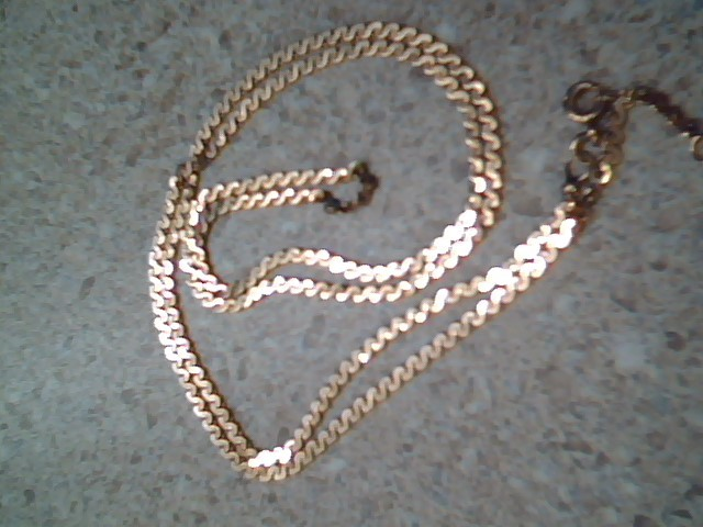 "23"" Gold Chain 14K Yellow Gold 7.2g"