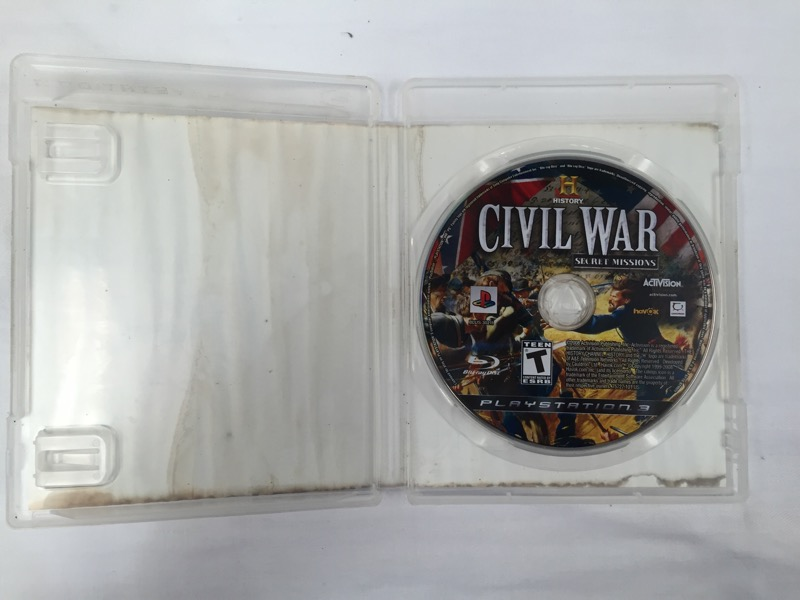SONY CIVIL WAR SECRET MISSIONS