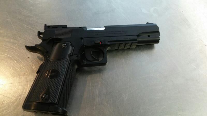 SIG SAUER Air Gun/Pellet Gun/BB Gun 1911 BB GUN