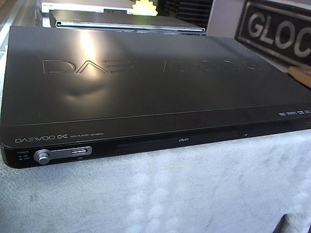 DAEWOO DVD Player DS-K860US