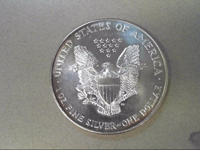 UNITED STATES Silver Coin 1995 AMERICAN EAGLE DOLLAR