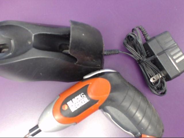 Black & Decker LI3100 Lithium 3.6V Rechargeable Cordless Screwdriver