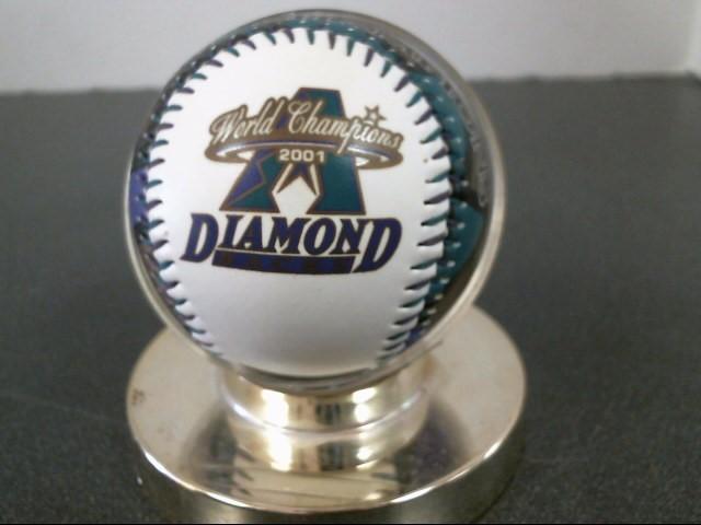ARIZONA DIAMONDBACKS Sports Memorabilia BASEBALL