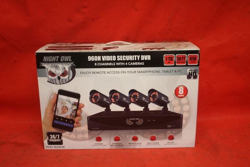 NIGHT OWL OPTICS Camera Accessory F6-81-4624N-BF