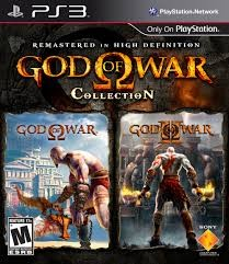 SONY Sony PlayStation 3 Game PS3 GOD OF WAR COLLECTION