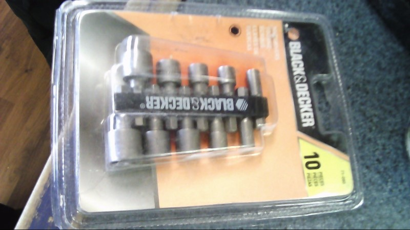 BLACK&DECKER Miscellaneous Tool 71-080