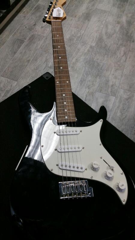 BURSWOOD Electric Guitar ELECTRIC GUITAR