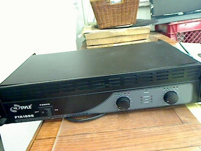 PYLE DJ Equipment PTA1000