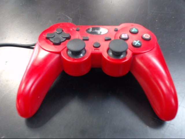SNAKEBYTE Video Game Accessory PS3 WIRED CONTROLLER