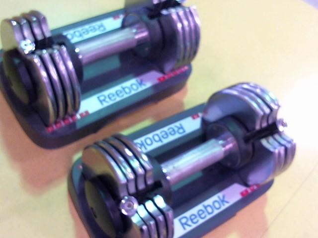 REEBOK Indoor Sports WEIGHTS