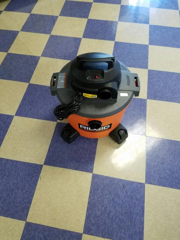 RIDGID TOOLS Vacuum Cleaner WD09700