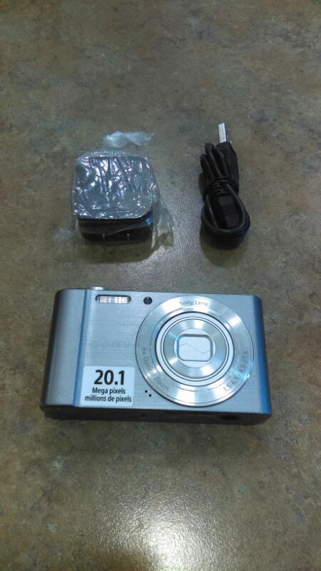 SONY Digital Camera CYBERSHOT DSC-W810