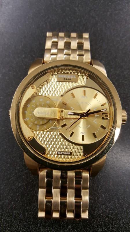 DIESEL Gent's Wristwatch DZ7306