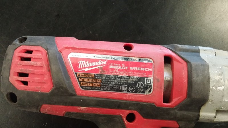 MILWAUKEE Impact Wrench/Driver 9070-20