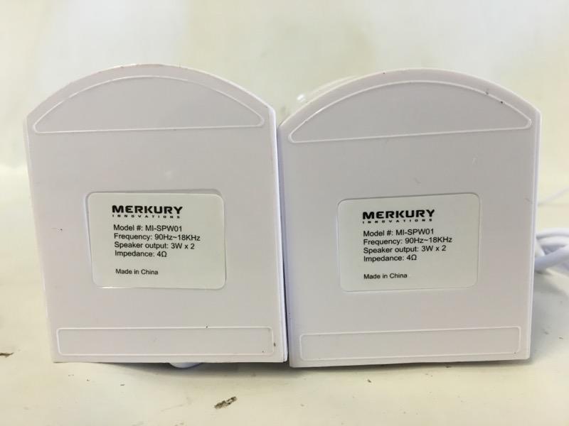 MERKURY Speakers/Subwoofer MI-SPW01