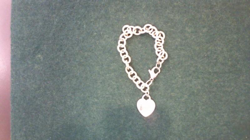 Tiffany & Co. Silver Bracelet 925 Silver 34.8g