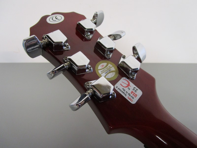 EPIPHONE SG SPECIAL ELECTRIC GUITAR, CHERRY