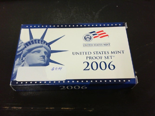 UNITED STATES Proof Set 2006 PROOF SET