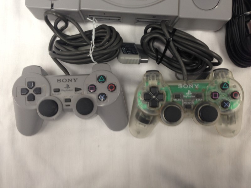 Sony PlayStation 1 PS1 Console NTSC SCPH-5501