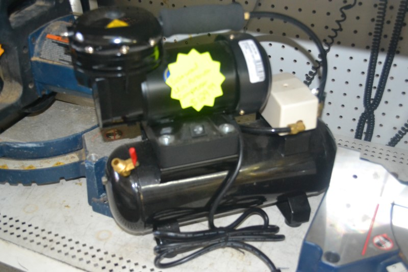Eastwood Airbrush Air Compressor