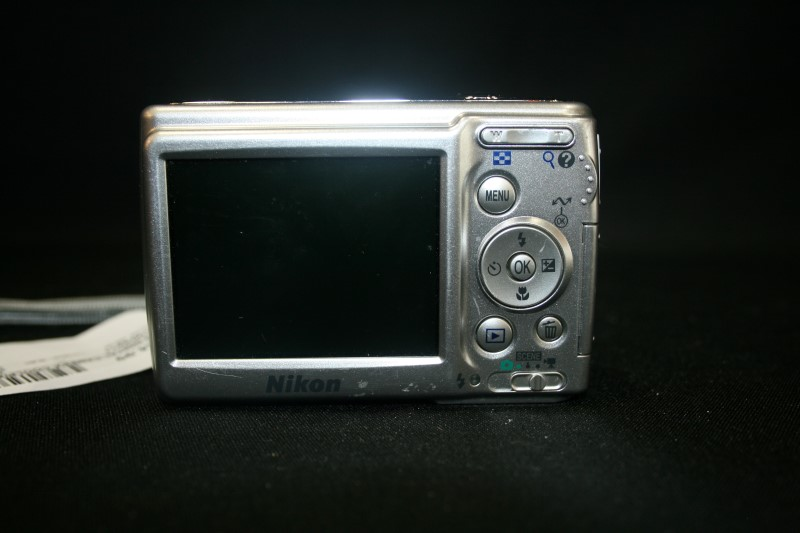 Nikon Coolpix L12 7.1 MP Point and Shoot Camera