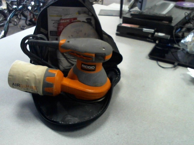 RIDGID TOOLS Vibration Sander R2601