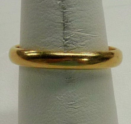 Gent's Gold Ring 14K Yellow Gold 2.22dwt
