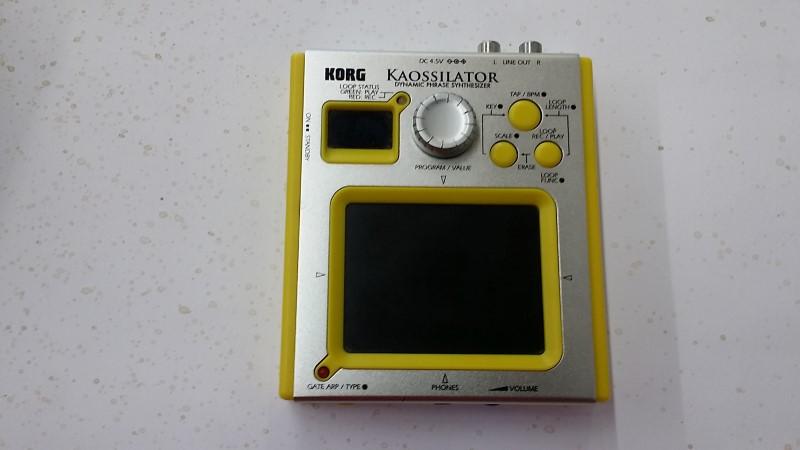 KORG Synthesizer KAOSSILATOR KO-1