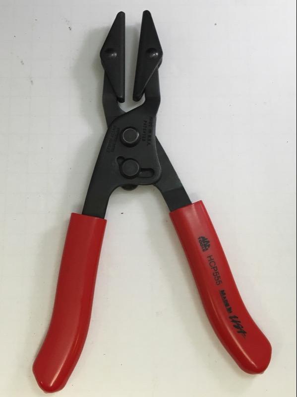 Mac Tools Swivel Jaw Hose Clamp Pliers HCP555