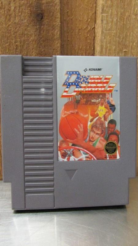NINTENDO Nintendo NES Game NES DOUBLE DRIBBLE
