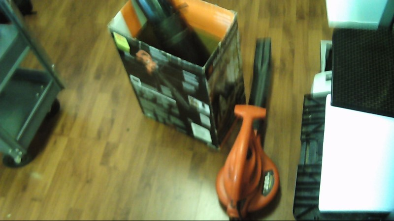 BLACK&DECKER Leaf Blower BV5600