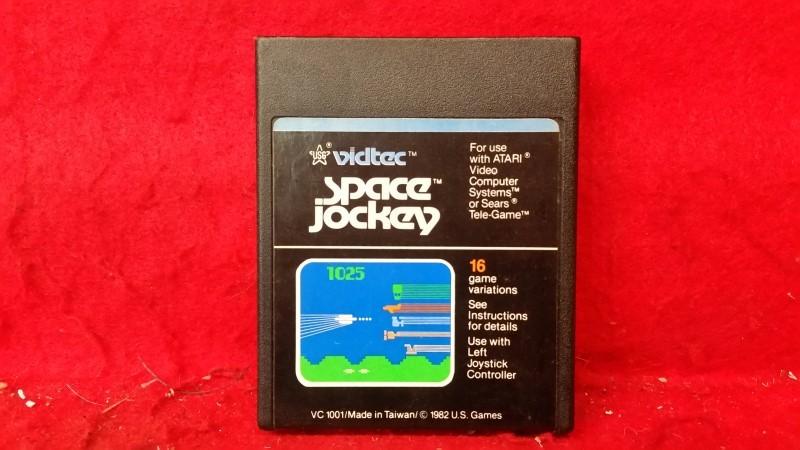 Space Jockey (Atari 2600, 1982)