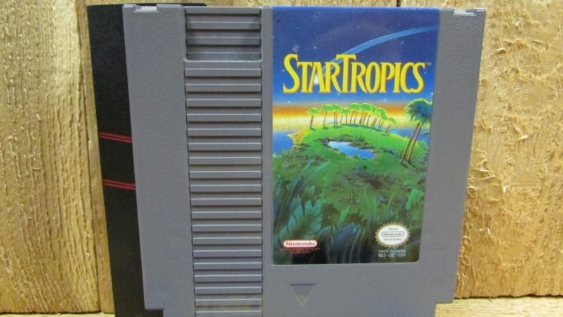 NINTENDO Nintendo NES STARTROPICS NES
