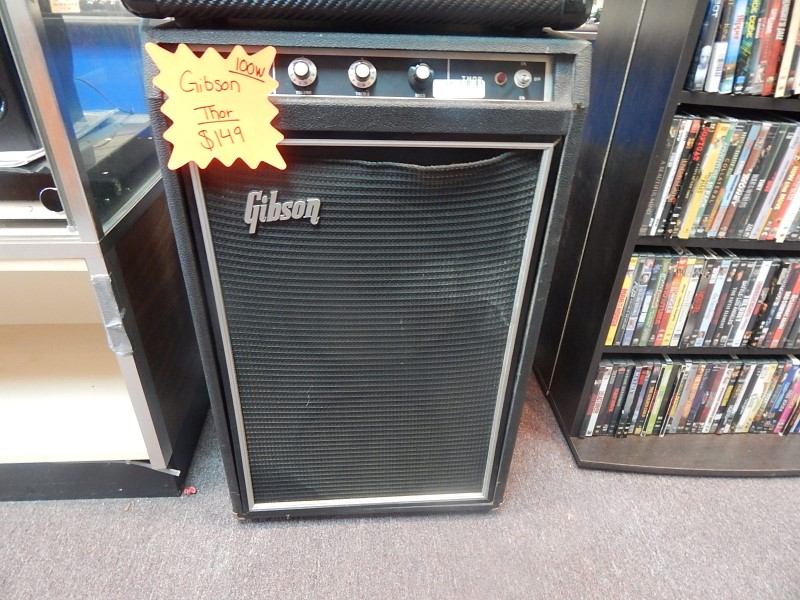 GIBSON Bass Guitar Amp THOR