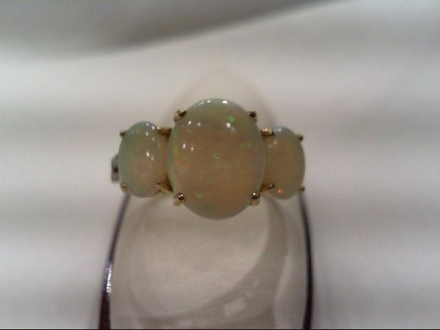 Lady's Diamond Fashion Ring 16 Diamonds .080 Carat T.W. 14K Yellow Gold 3.2g