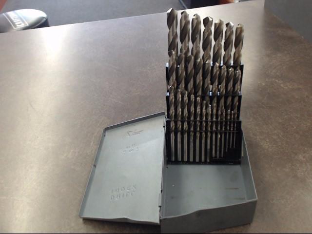 MAC TOOLS Drill Bits SET