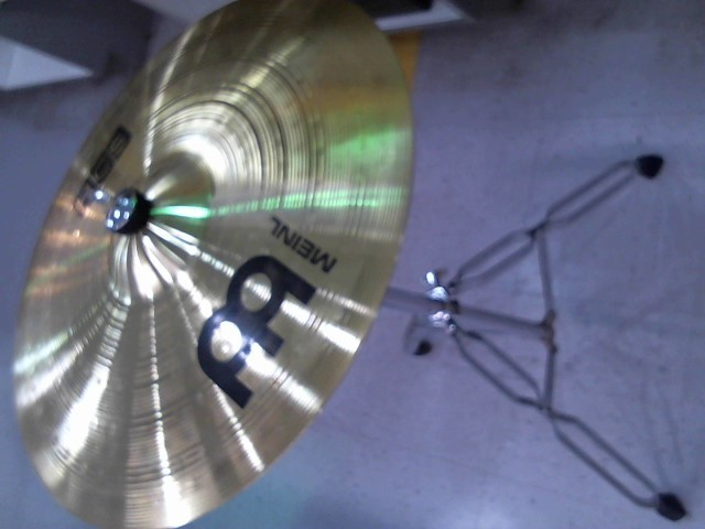 """MEINL CYMBALS & PERCUSSION Cymbal HCS 20"""" RIDE"""