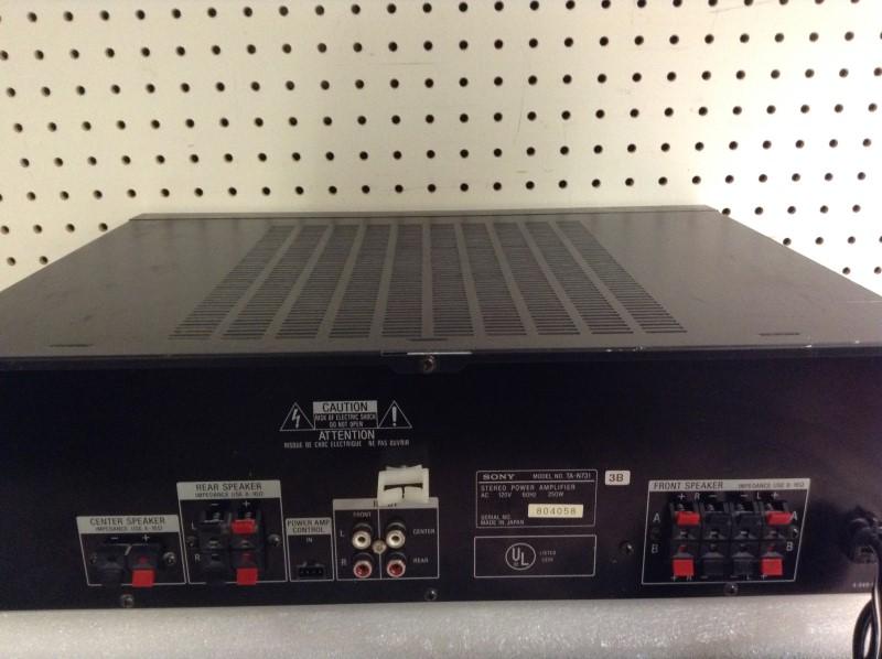 SONY Amplifier TA-N731
