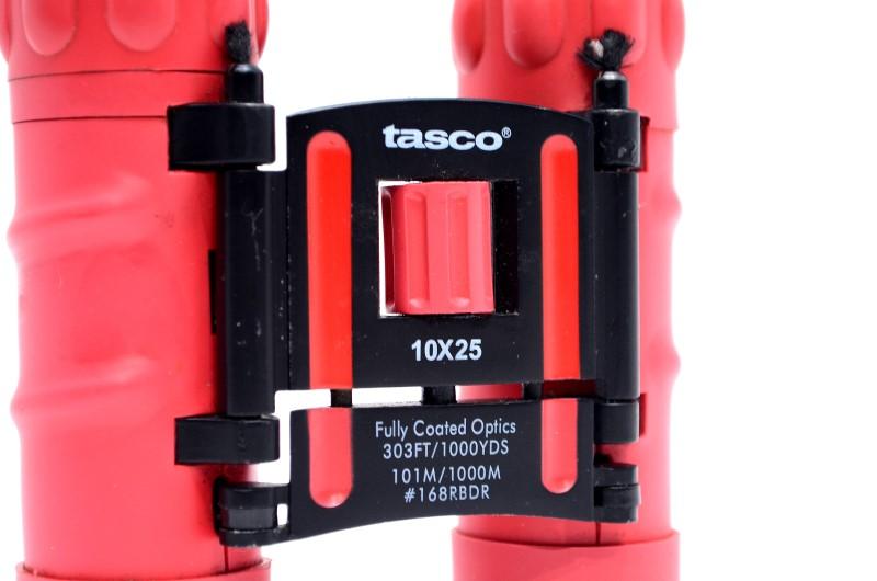 Tasco 10x25 Fully Coated Optics Compact Binoculars #168RBDR>