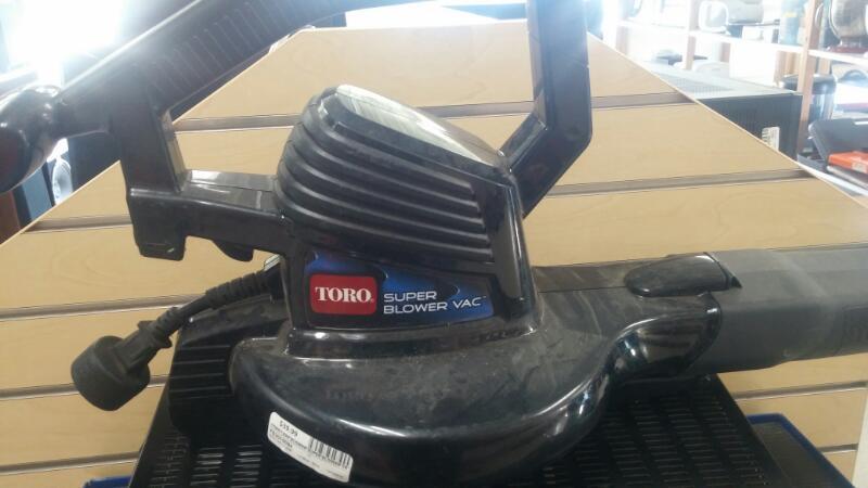 TORO Leaf Blower SUPER BLOWER VAC