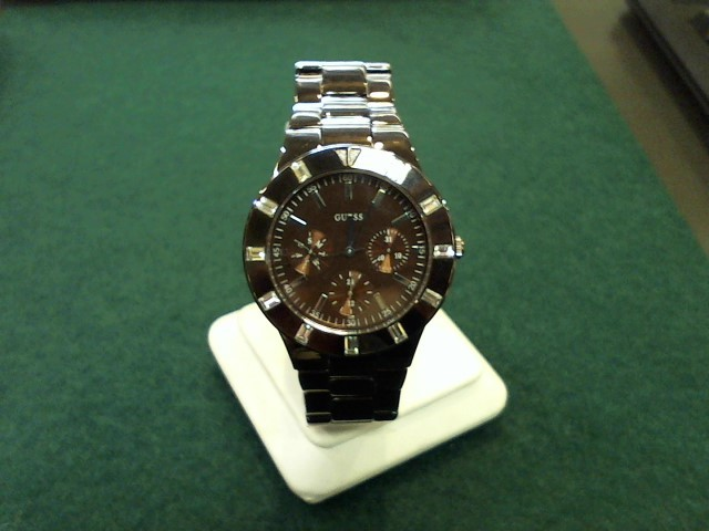 GUESS Lady's Wristwatch WATERPRO U13013L2