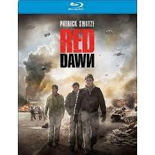 BLU-RAY MOVIE Blu-Ray RED DAWN
