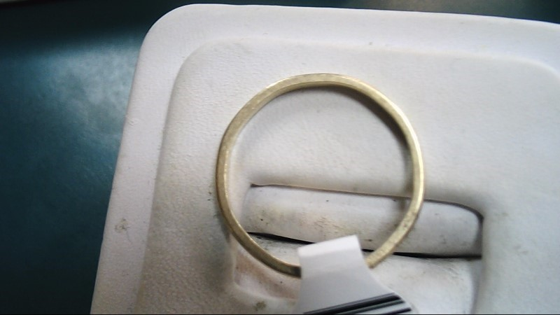Lady's Gold Ring 14K Yellow Gold 1.5g Size:8.3