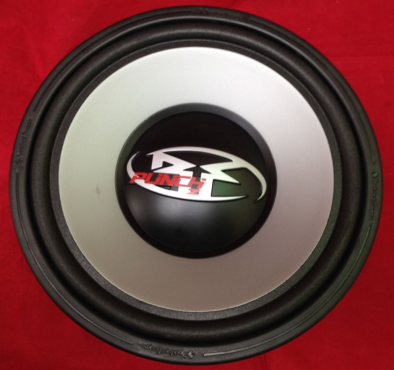 ROCKFORD FOSGATE Car Speakers/Speaker System PUNCH Z