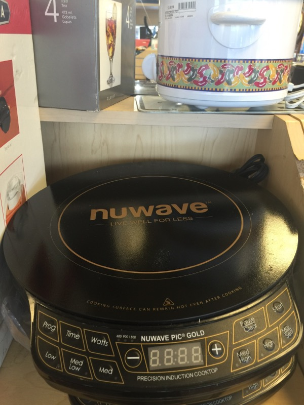 NUWAVE Grill PIC GOLD