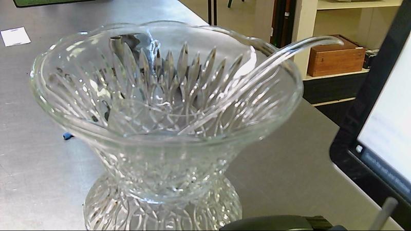 PASARI Glassware PUNCH BOWL