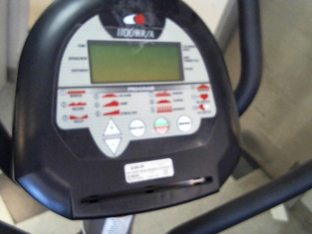 EXLIPSE Exercise Equipment 1100HR/A